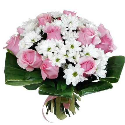 "Bouquet ""Rosy cheeks""  - buy in Ukraine"