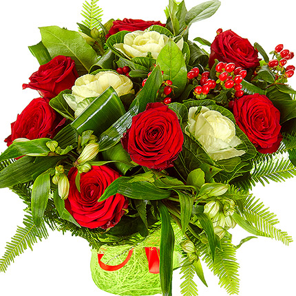 "Bouquet ""Bright""  - buy in Ukraine"