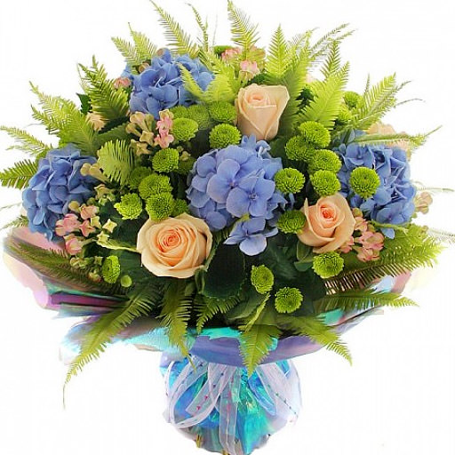 "Bouquet ""Еmerald""  - buy in Ukraine"