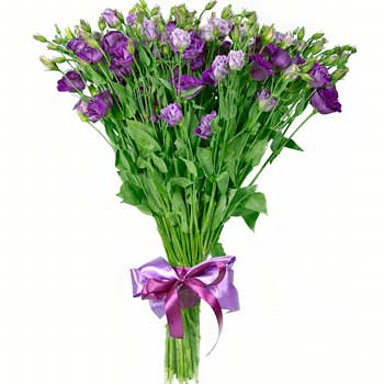 "Bouquet of eustoma ""Mirage""  - buy in Ukraine"