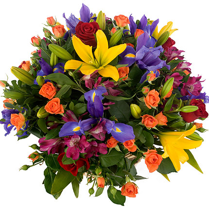 "Bouquet ""Intrigue""  - buy in Ukraine"