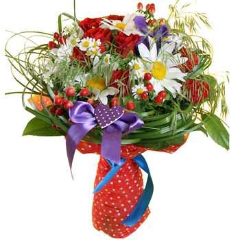 """Bouquet """"Summer of romance!""""  - buy in Ukraine"""