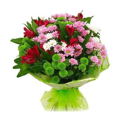 """Bouquet """"Life is Beautiful!""""  - buy in Ukraine"""