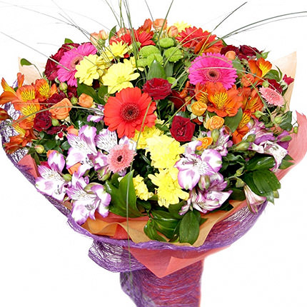 "Bouquet ""Waltz of the Flowers""  - buy in Ukraine"