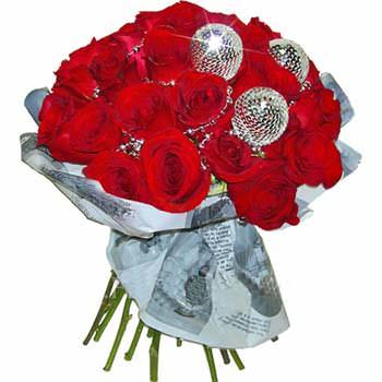 """Bouquet """"New Year Disco Dance!""""  - buy in Ukraine"""