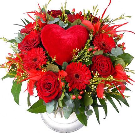 "Bouquet ""Faith.Hope.Love.""  - buy in Ukraine"