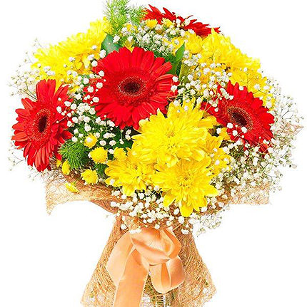 "Bouquet ""The Shining Sun""  - buy in Ukraine"
