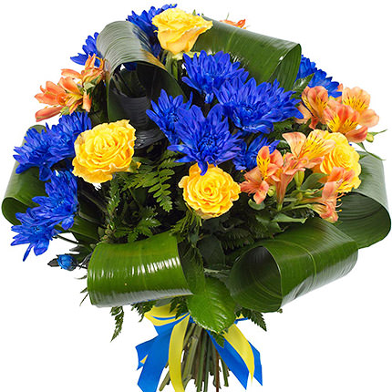"Bouquet ""Ukrainochka""  - buy in Ukraine"
