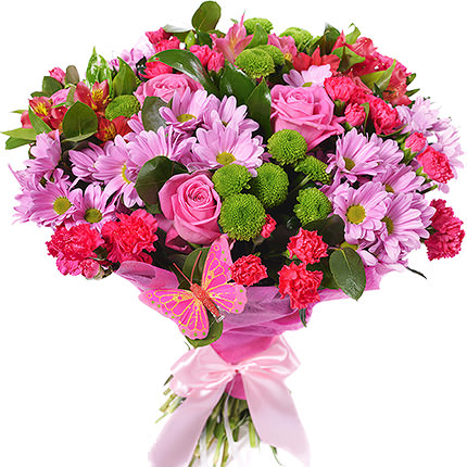 "Bouquet ""Love at first sight""  - buy in Ukraine"