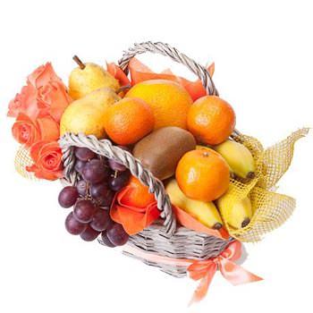 """Fruit basket """"Romance""""  - buy in Ukraine"""