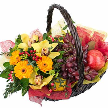 "Fruit basket ""Sweet Holiday""  - buy in Ukraine"