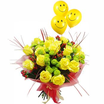 "Positive bouquet ""Happy Smiles""  - buy in Ukraine"