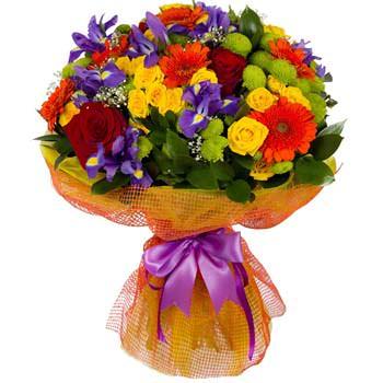 "Festive bouquet ""Bright dreams""  - buy in Ukraine"