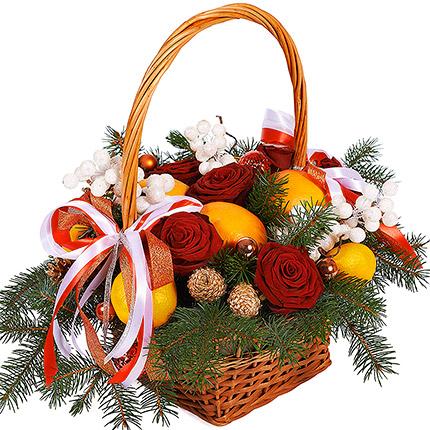 """Basket """"New happiness!""""  - buy in Ukraine"""