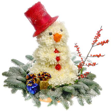 "Composition ""Snowman""  - buy in Ukraine"