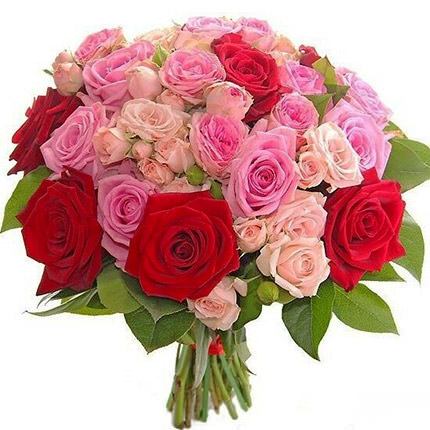 "Romantic bouquet ""Love""  - buy in Ukraine"
