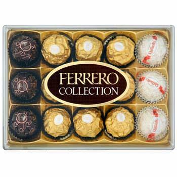 Ferrero Rocher (collection)  - buy in Ukraine