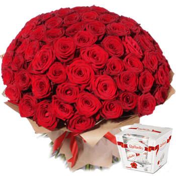 "Bouquet ""101 Dreams""  - buy in Ukraine"