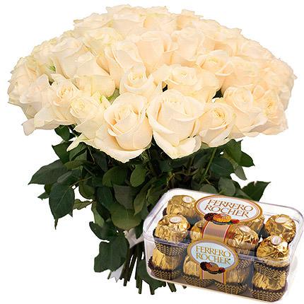 """Bouquet """"Сharm for eyes""""  - buy in Ukraine"""