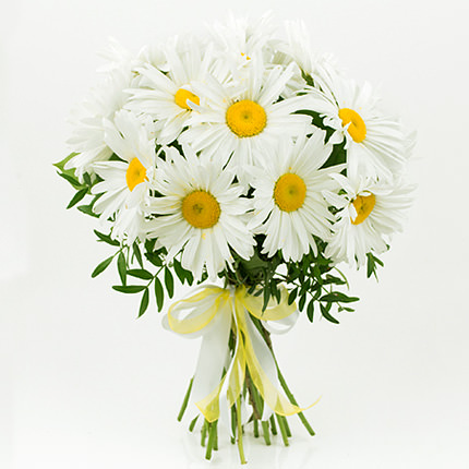 "Bouquet ""15 sunny daisies""  - buy in Ukraine"