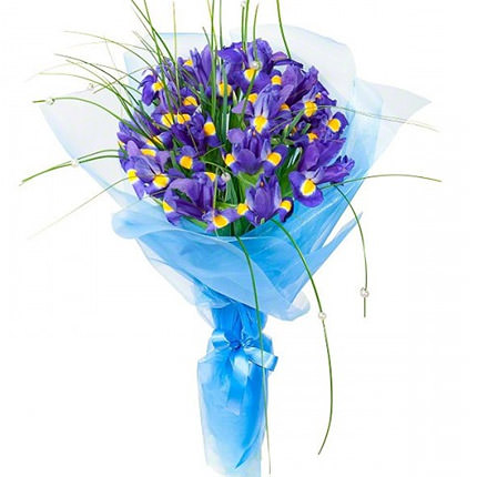"Bouquet ""Azure sky""  - buy in Ukraine"