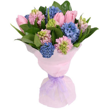 "Romantic bouquet ""Tenderness"" – from Flowers.ua"