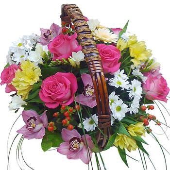 "Basket ""Women's Day!""  - buy in Ukraine"