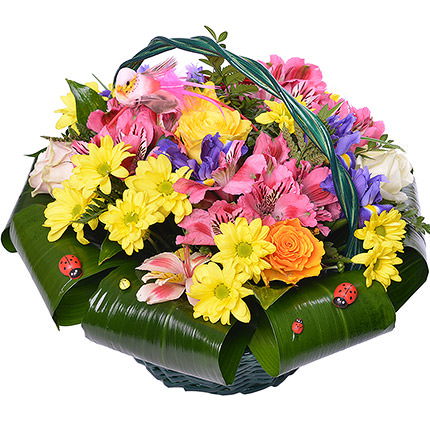 "Basket ""Spring Love""  - buy in Ukraine"