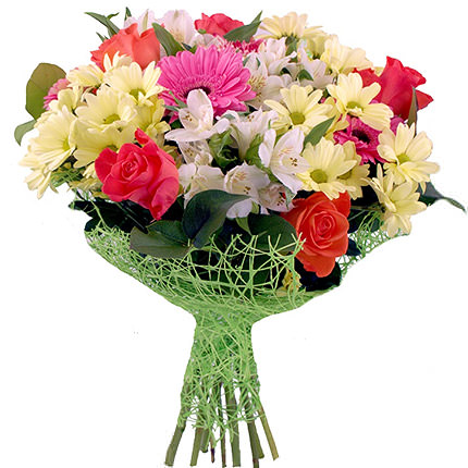 "Bouquet ""Heartily beloved!""  - buy in Ukraine"