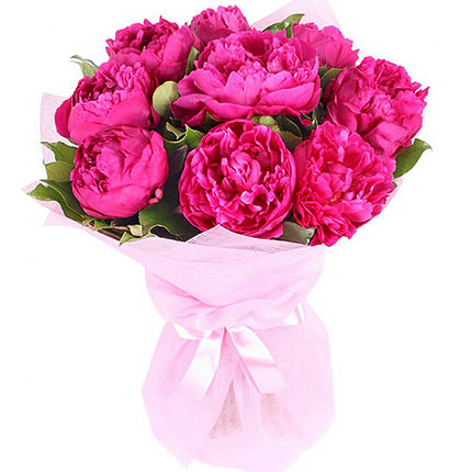 "Bouquet ""May peonies""  - buy in Ukraine"