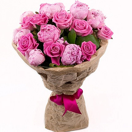 "Romantic bouquet ""Dreamer""  - buy in Ukraine"