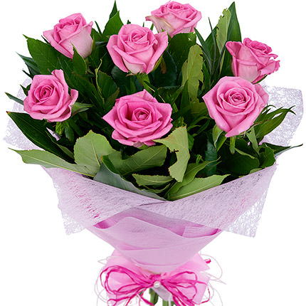 "Bouquet of roses ""Spring caprice""  - buy in Ukraine"