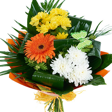 "Bouquet ""Sunny Bunny""  - buy in Ukraine"