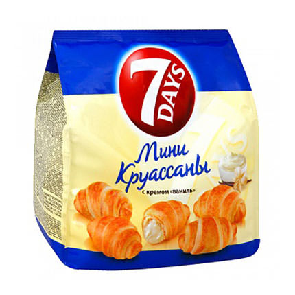 "Croissants ""7 Days""  - buy in Ukraine"