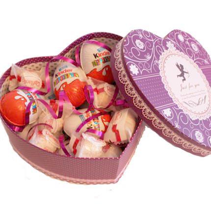 """Подарочная коробка """"Море радости""""  - купить в Украине"""
