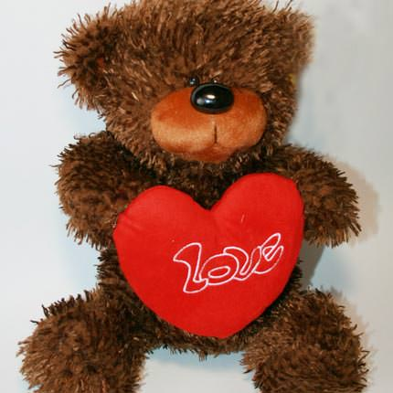 Teddy Bear with heart  - buy in Ukraine