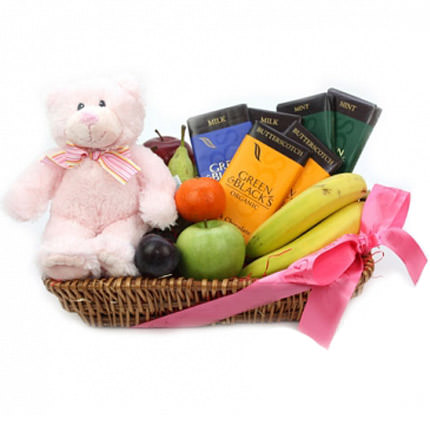 "Gift basket ""Cutie""  - buy in Ukraine"