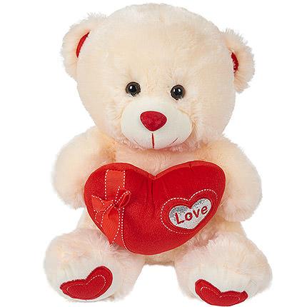 Romantic Teddy Bear  - buy in Ukraine