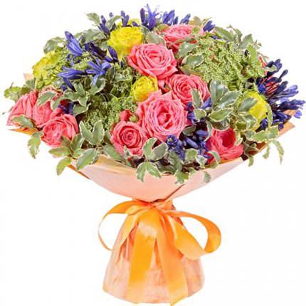 """Букет """"Розы в саду""""  - купить в Украине"""
