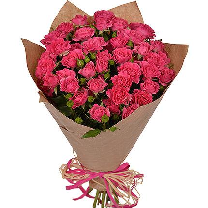 "Romantic bouquet ""Charm""  - buy in Ukraine"