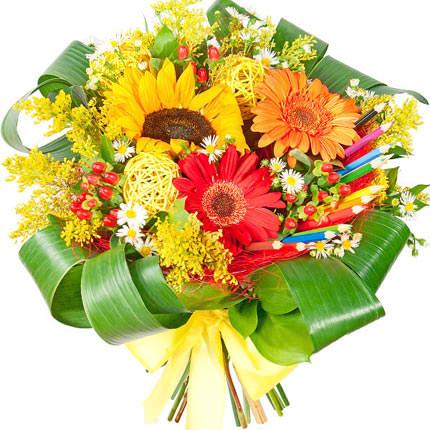 "Bouquet ""on September 1st""  - buy in Ukraine"