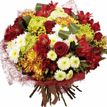 "Bouquet ""Autumn mood""  - buy in Ukraine"