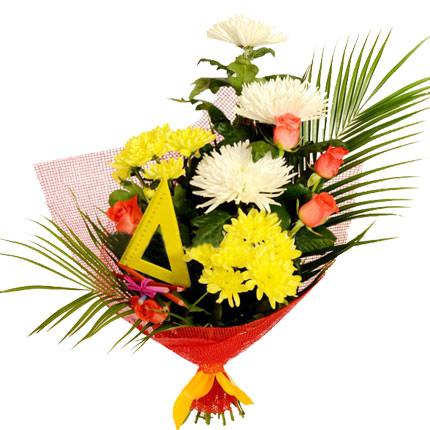 """Autumn bouquet """"School Time""""  - buy in Ukraine"""