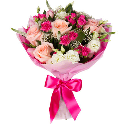 "Bouquet ""Breath of Tenderness""  - buy in Ukraine"
