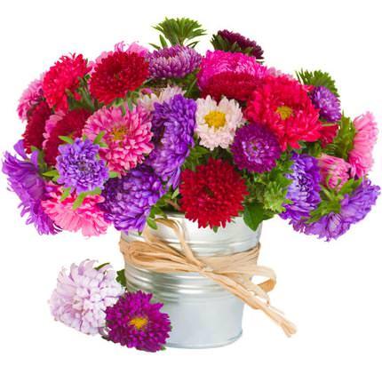 """Bouquet in a pot """"Autumn Garden""""  - buy in Ukraine"""