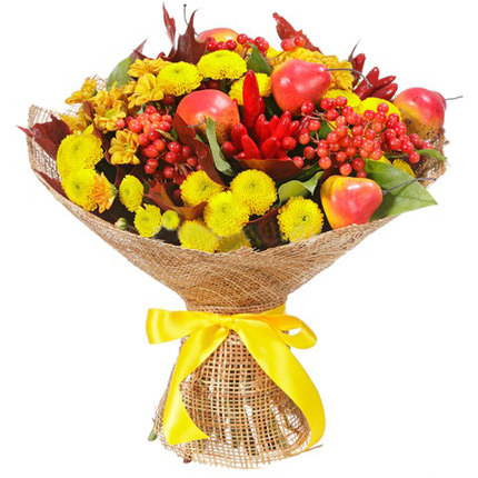 "Bouquet ""Autumn Garden""  - buy in Ukraine"