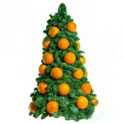 "Christmas tree ""Christmas mandarin""  - buy in Ukraine"