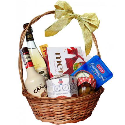 "Gift basket ""Romance""  - buy in Ukraine"