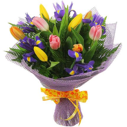 """Bouquet """"Spring Colors""""  - buy in Ukraine"""