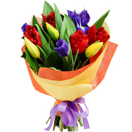 "Spring bouquet ""Pretty Woman""  - buy in Ukraine"